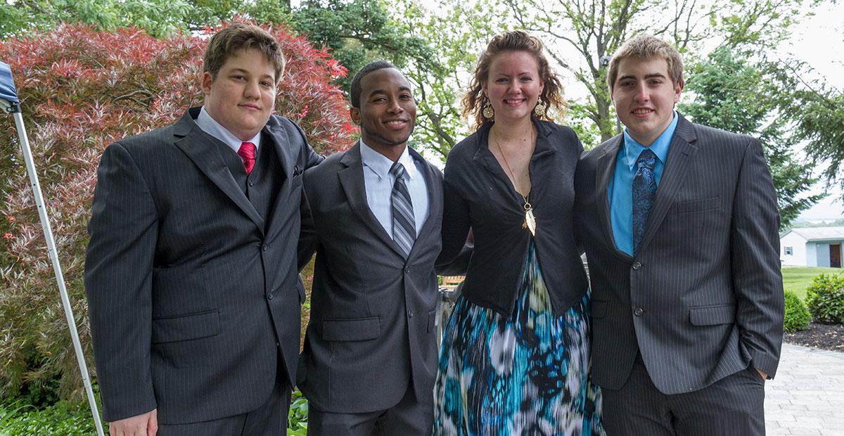 Cole Children's Home Alumni